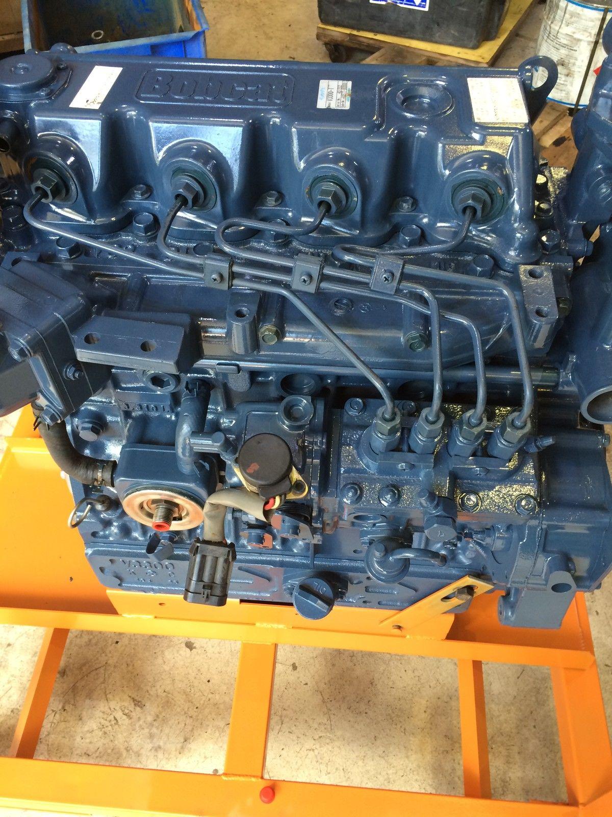 Bobcat Kubota v3300-T | DieselWorks